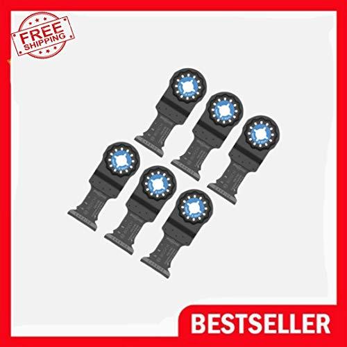Find Bargain Bosch 6 Pack 1-1/4 Inch Starlock Multi-Tool Carbide Cut Blades # OSL114C-3-2PK