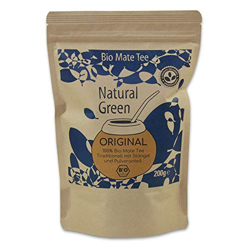 Mate Tee Delicatino - Original - 200g (ungeräuchert)