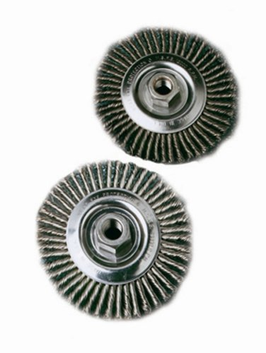 United Abrasives- SAIT 06385 6' x .020 x 5/8-11 Arbor Regular Twist...