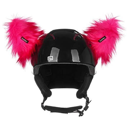Eisbär Helmet Lux Horn Accessories, Light pink, One Size