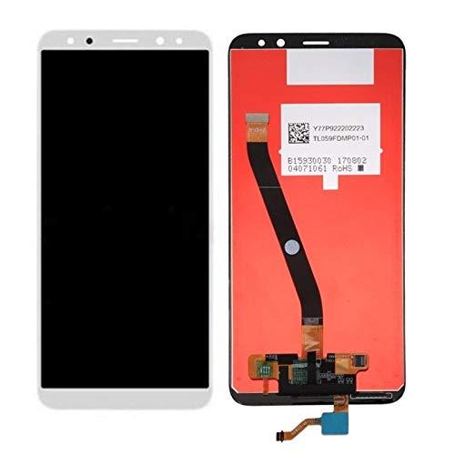 YuYue Pantalla LCD Pantalla Táctil para Huawei Mate 10 Lite RNE-L23 L21 5.9'Blanco