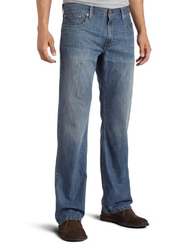 Levi's Men's 527 Low Rise Boot Cut Jean, Medium Chipped, 31X30