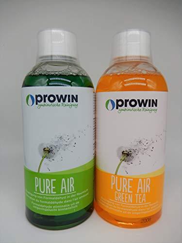 proWIN Set Pure AIR + Pure AIR Green Tea je 0,5 L