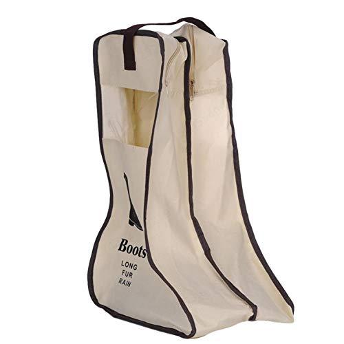 Agger Faltbare Boot Lagerung Staubdichtes-Beutel-Speicher-Beutel-Organisator Tragbarer Schutz Tasche Langer Stiefel
