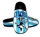 Zapatillas cómodas casa inspiradas en Maradona - Argentina (46 EU, Numeric_46)
