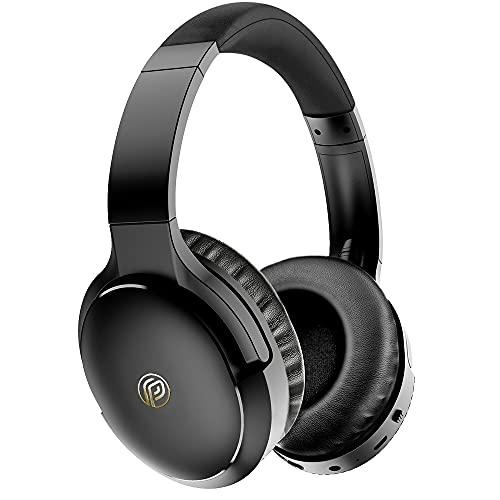 Active Noise Cancelling Headphones,Prtukyt Wireless Bluetooth Noise...