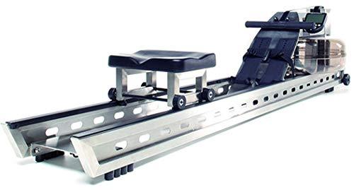 Water Rower NOHrD Rudergerät mit Trainingsanleitung (Edelstahl S1)