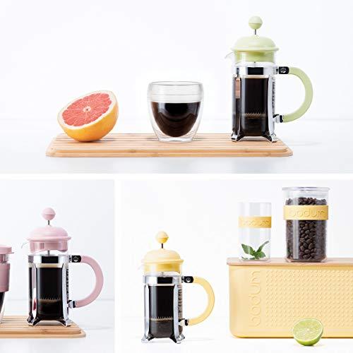 Bodum BODUM ボダム CAFFETTIERA フレンチプレスコーヒーメーカー 0.35L オフホワイト 1913-913 [0095]