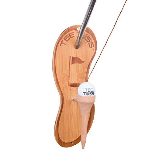 Golf Tee Toss Ring Toss…
