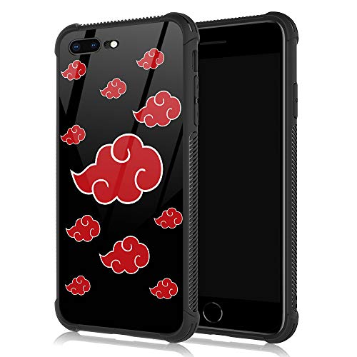 iPhone 8 Plus Case,iPhone 7 Plus Cases for Boy/Girls,All Around Use Soft TPU Bumper and Four Corners Thickened Strong Protection,Shockproof Protection Anti-Drop Cover for iPhone 7/8 Plus