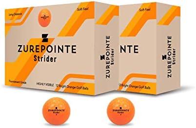 Zurepointe Strider Distance Golf 2-Pack Phoenix Mall Balls Dozens 2 Clearance SALE! Limited time!