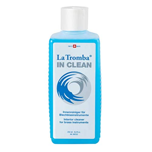 La Tromba - In Clean - interieurreiniger voor blikken blaasinstrumenten 250 ml (Interior Cleaner for brass instruments, Art nr. 86530)