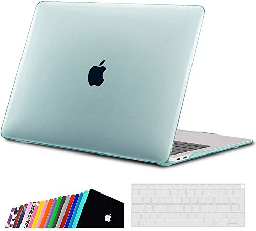 Macbook Air 13 Case Verde Marca iNeseon