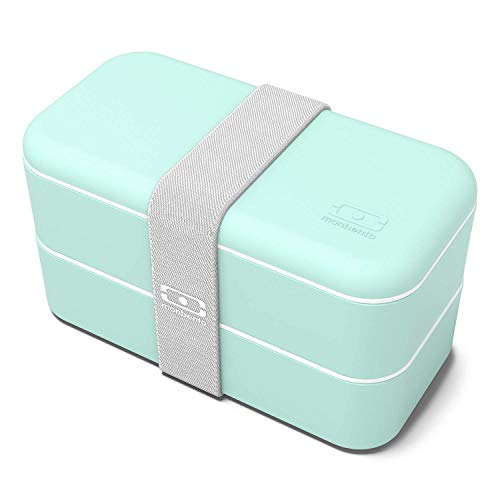 Monbento Unisex MB Original Bento Box, Matcha, Einheitsgröße