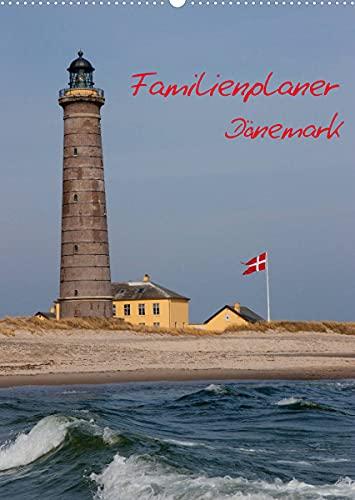 Familienplaner Dänemark (Wandkalender...