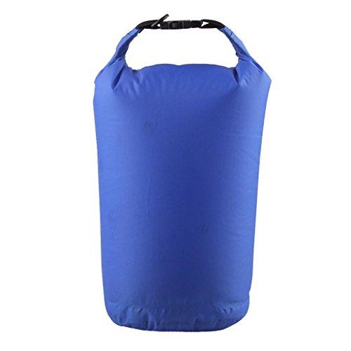 Generic 10 L / 25L /80L wasserdichte Packsack Dry Bag Beutel Tasche Camping Schwimm Kajak Rafting Kanu - 25L