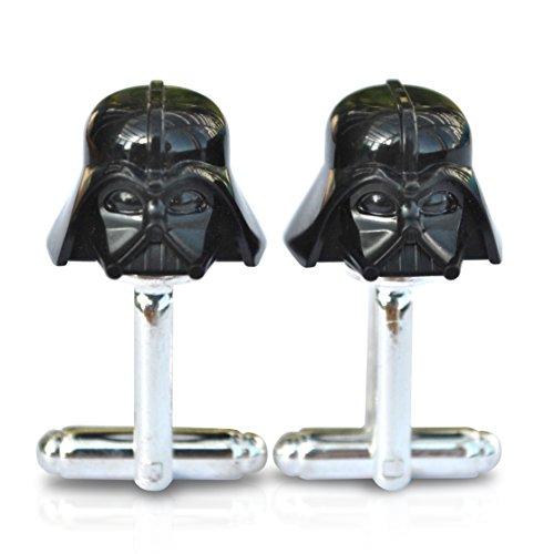 SJP Cufflinks Lego® Darth Vader Krieg der Sterne Hochzeit, Groom, Herren Geschenk