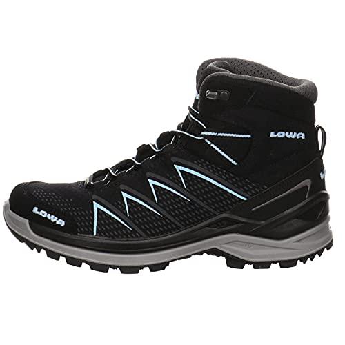 Lowa Damen Boots Ferrox Pro Goretex Mid Outdoorschuh Kombinationen schwarz Gr. 38,5