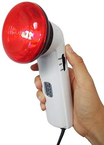 Masajeador térmico infrarrojo Dispositivo de calefacción portátil de infrarrojo lejano