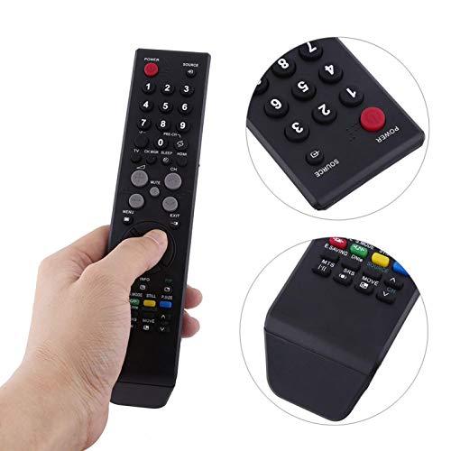 Ufolet Control Remoto de TV, Control Remoto Universal, Control Remoto, BN59-00516A para Samsung TV