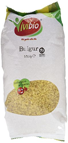 Vivibio Bulgur Riso e Cereali - 500 gr