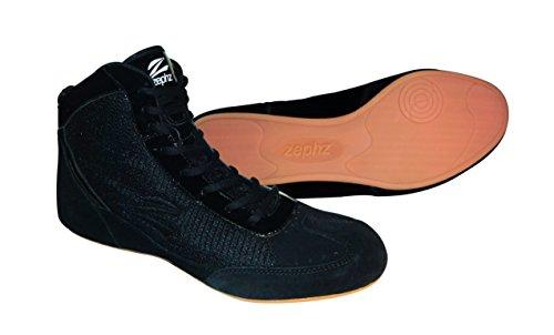 zephz Tie-Up Wrestling Shoe Youth 4