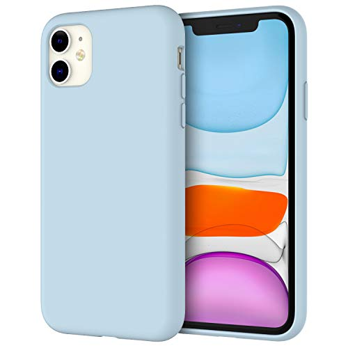 JETech Funda de Silicona Compatible Apple iPhone 11 (2019) 6,1