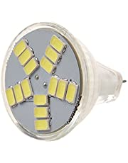 Fltaheroo 7W MR11 GU4 600LM LED Lamp 15 5630 SMD Licht (Wit Licht)