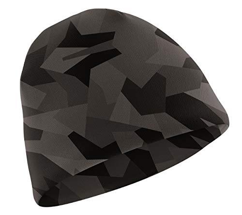 MATT - Cap Premium - Unisex Mütze in tollen Farben, Farbe MA:GeometricCamoBlack