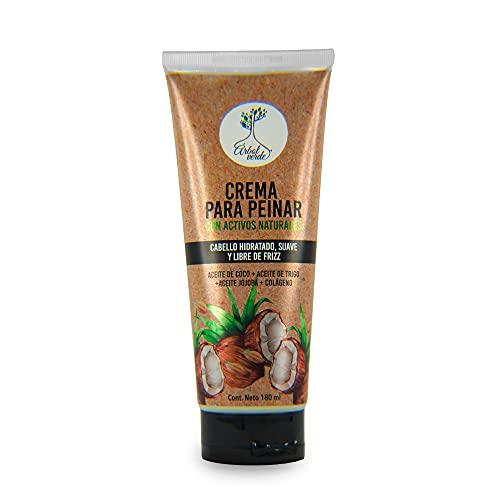 Crema Hidratante Cabello marca Árbol Verde