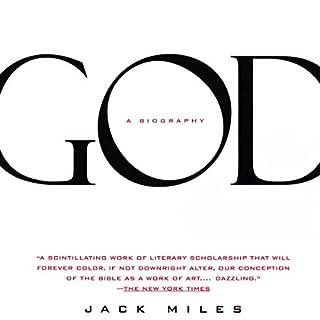 God audiobook cover art