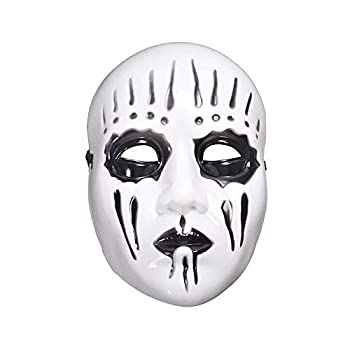 TangTanger Halloween Mask Party Cosplay Dress Up Stage Performance Mask Fancy Adult Horror Cosplay Masquerade Party