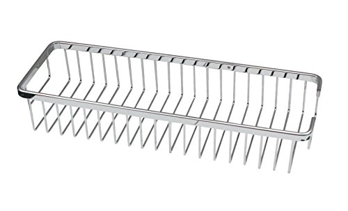 MB941 - Edelstahl Duschregal Chrom in 5 Längen (50cm)