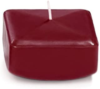 square floating candles