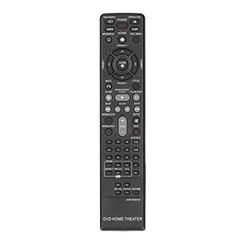 214 AKB73636102 Reemplazo del Controlador de Control Remoto de DVD para LG DVD AKB37026852 / DH4130S / HT304 / HT305 / HT532 / HT805 / HT806 / HT906 / DH4130S / S43S3s