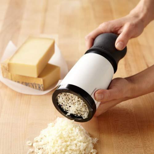 Grattugia formaggio affettatrice, Glodenbridge manuale grattugia affetta grattugia da cucina utensili, per tagliare formaggio 1-confezione