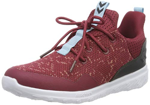Hummel Unisex-Kinder ACTUS TRAINER JR, Rot (Road Rouge 4162), 27 EU