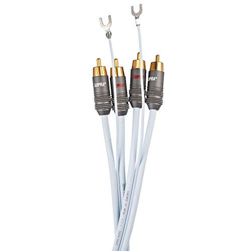 Supra Cables Phonokabel Phono 2RCA-CS 1,5 Meter