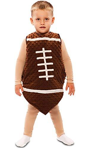 Disfraz de Pelota Rugby para bebé
