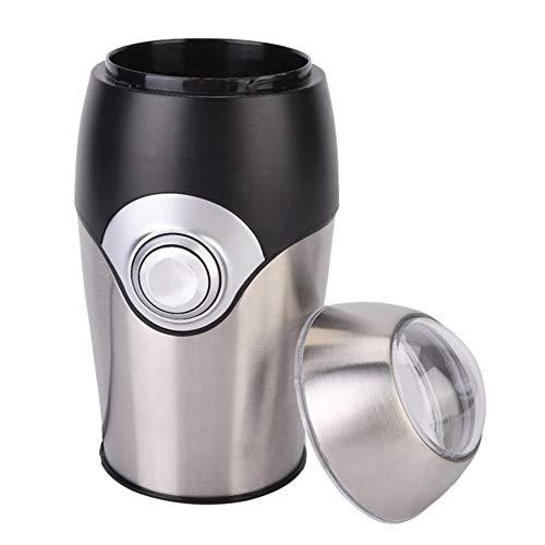 TYW Koffiemachine, 600 ml elektrische koffiemolen machine koffiebonen noten kruiden molen 800 W blender keuken 220-240V