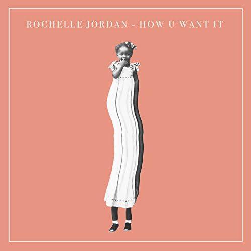 Rochelle Jordan feat. Machinedrum