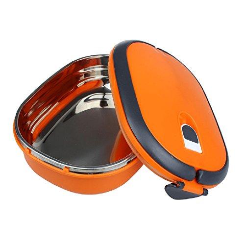 FAMILIZO Única de acero inoxidable de aislamiento almuerzo Bento Box Alimentación bolsa contenedora