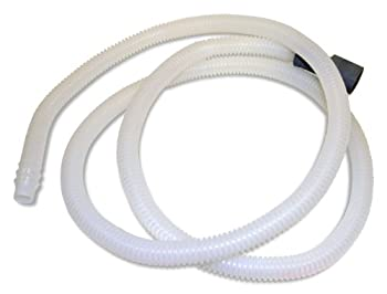 Whirlpool 8269144A Dishwasher Drain Hose Extension  White