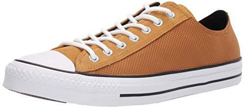 Converse Men's Chuck Taylor All Star Utility Sneaker, Wheat/White/Black, 8.5 M US