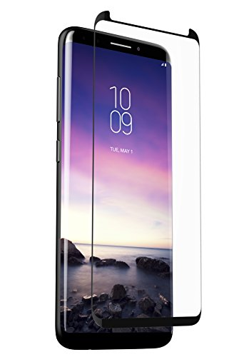 ZAGG InvisibleShield Glass Curved Elite - Screen Protector for Samsung Galaxy GS9 Plus - Clear (200101671)