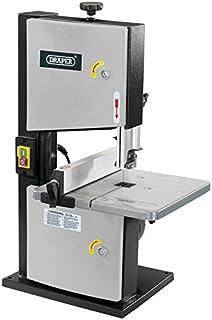 Draper 82756 200mm 250W 230V Two Wheel Bandsaw, 230 V, Grey