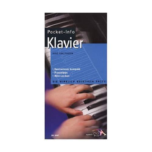Pocket-Info, Klavier und Flügel