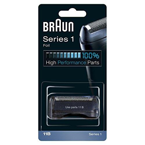 Braun Pièce de Rechange 11B Noire Pour Rasoir - Compatible avec les Rasoirs Series 1