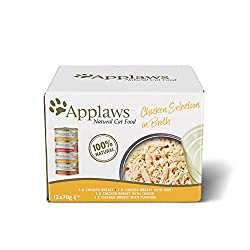 100 Percent Natural - Nothing added, Nothing hidden 75 Percent Chicken Breast – We only insist on only the highest quality ingredients Chicken Breast – Natural source of Omega-6 Complementary pet food - Feed with any dry food for a complete and balan...
