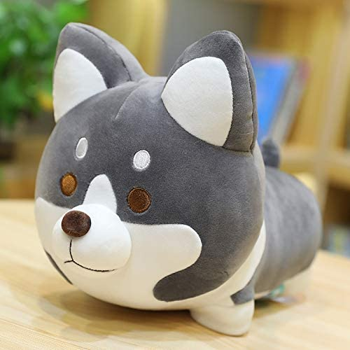 Gifts for Girl Boy 20 cm Shiba Inu Pokemon Yellow Husky Plush Toy itty Bitty Boo Plush OZIF Shiba Inu Plush Pillow Toy Anime Corgi Plush Toy Soft Pillow Doll Dog Plush